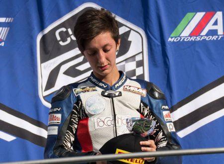 Le ragazze della Yamaha R3 Cup Italia 2019: Roberta Ponziani