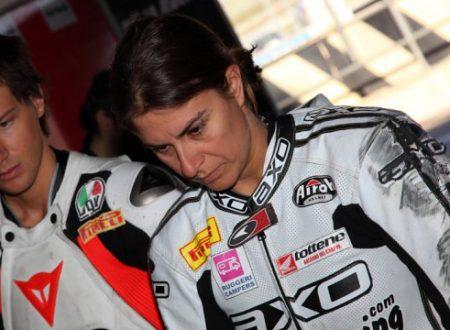 Mondiale Supersport: Paola Cazzola, la pilota dimenticata