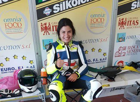 Le ragazze della Yamaha R3 Cup Italia 2019: Nicole Cicillini