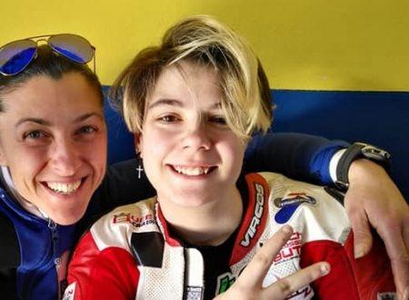 Le ragazze della Yamaha R3 Cup Italia 2019: Sabrina Della Manna