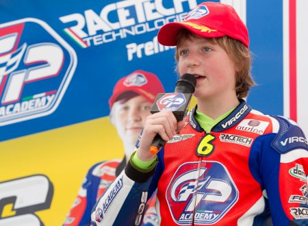 Nice to Meet You #5: Jacopo Hosciuc (CIV PreMoto3)