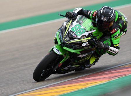 Supersport 300: Bruno Ieraci e la rivincita in rimonta
