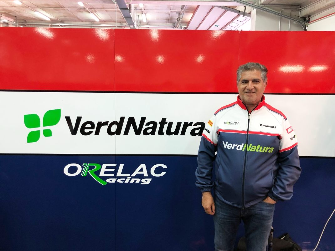 Orelac Racing Superbike