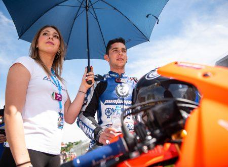 Benjamín Molina, dal Cile al Mondiale Supersport 300