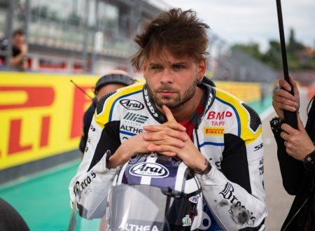 Intervista ad Alessandro Delbianco, giovane rookie del Mondiale Superbike