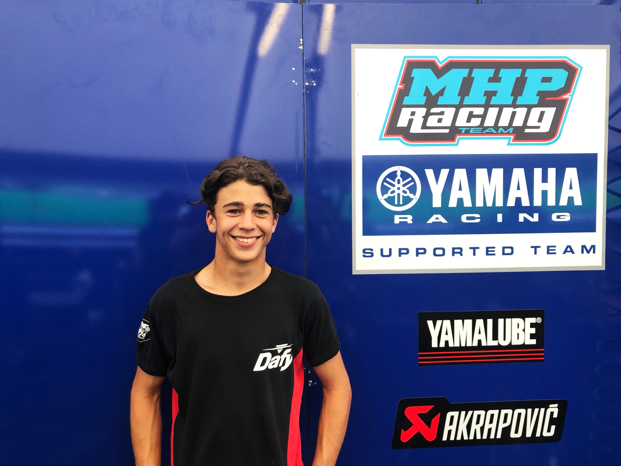 Mateo Pédeneau MHP Racing