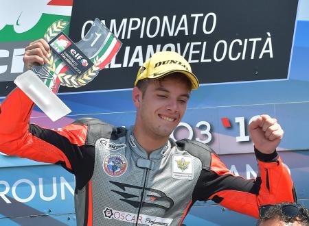 CIV Moto3: Il recupero di Nicholas Spinelli
