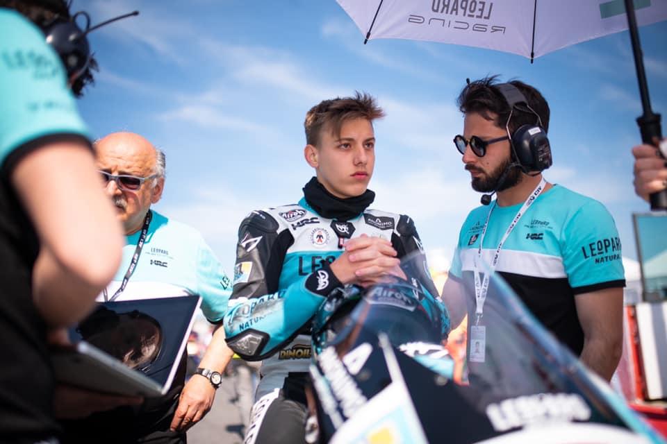 Alessandro Tonucci Leopard Racing
