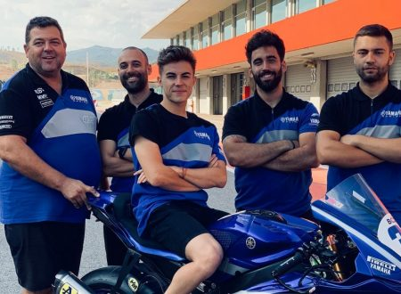 Mondiale Supersport: Dani Valle e il team MS Racing di nuovo insieme