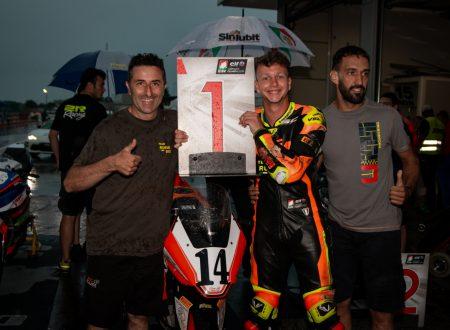 Intervista a Samuele Marino, nuova scoperta del CIV Supersport 300
