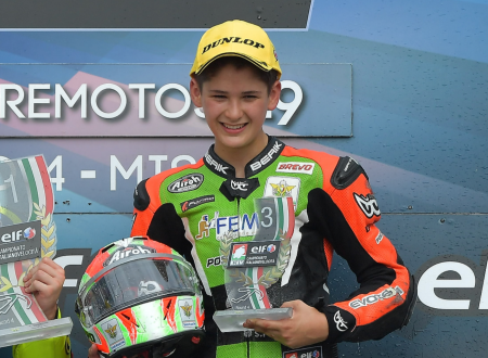 Nice to Meet You #8 – Filippo Bianchi (CIV PreMoto3)