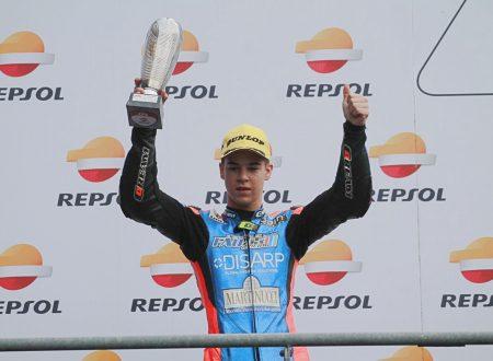 Intervista a José Julián García, pilota del Mondiale Junior Moto3