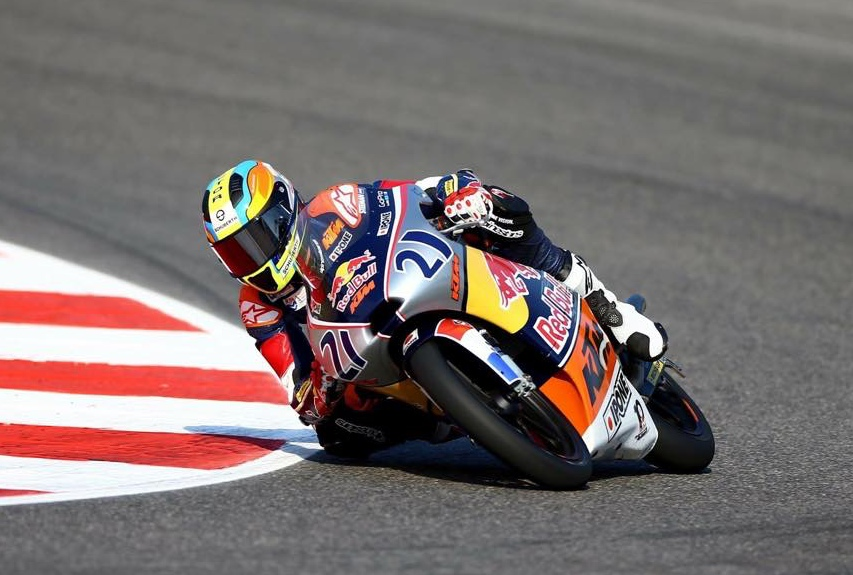 Victor Steeman Red Bull MotoGP Rookies Cup