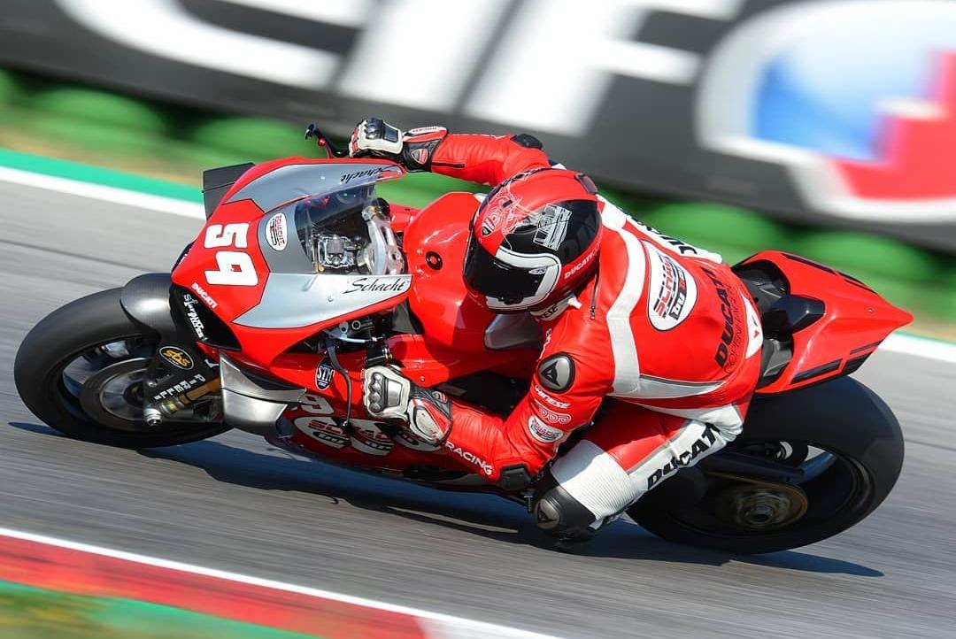 Alex Schacht Barni Racing