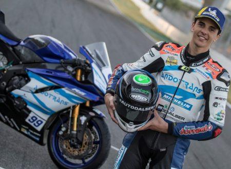 La rinascita di Óscar Gutiérrez nel Campionato Spagnolo Supersport