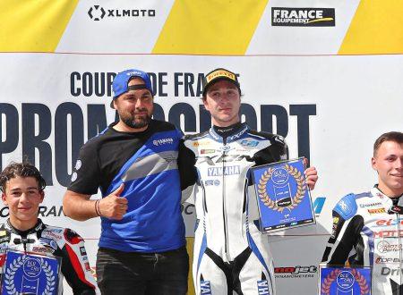Dylan Delouvy debutta a sorpresa nel Mondiale Supersport 300