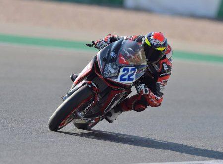 Federico Fuligni (WorldSSP) si racconta a Palmen in Motorradsport