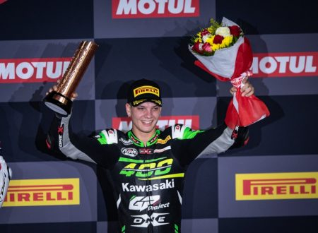 Bruno Ieraci racconta il suo primo podio nel Mondiale Supersport 300