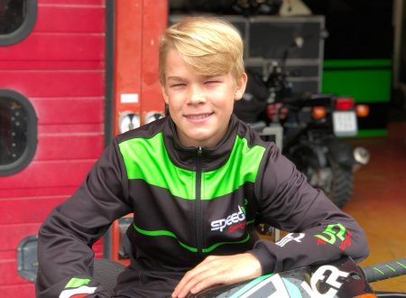 """CIV Moto3: Collin Veijer """"Punto a finire la stagione nella top-3"""""""
