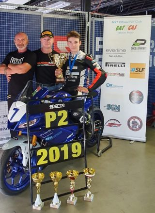 Manuel Rocca Supersport 300