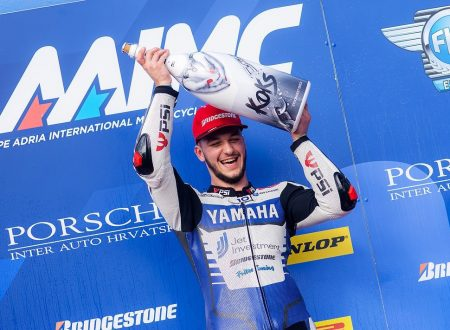 Czech talent Jirka Mrkyvka rides fast and aims World Supersport seat