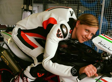 Marketa Janakova talks about herself to Palmen in Motorradsport