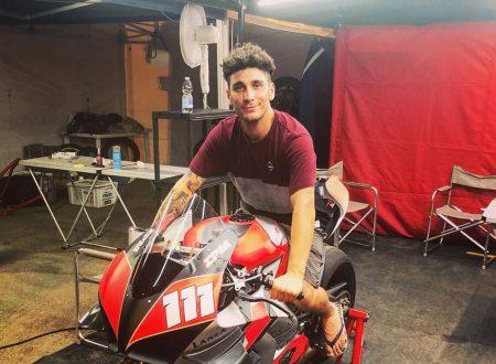 Alessandro Andreozzi parla del suo rientro alle gare e della stagione 2020