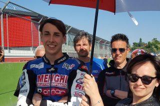 Simone Mazzola ProGP Racing