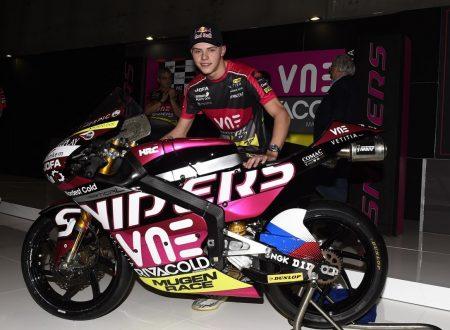 Cinque domande a Filip Salač, pilota del Mondiale Moto3