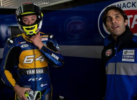 """Filippo Conti (GRT Yamaha): """"Vogliamo crescere insieme ai nostri piloti"""""""