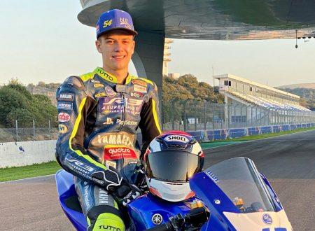 """Felipe Macan: """"Non vedo l'ora di esordire nel Mondiale Supersport 300"""""""