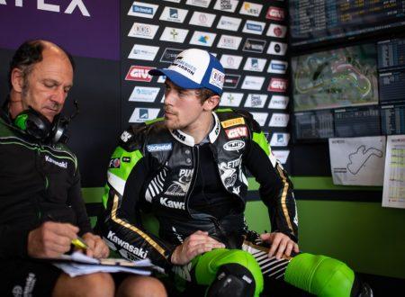 Philipp Öttl (WorldSSP) si racconta a Palmen in Motorradsport