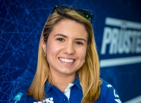 Intervista a Susanna Sola, Media & Travel Coordinator del team PrüstelGP