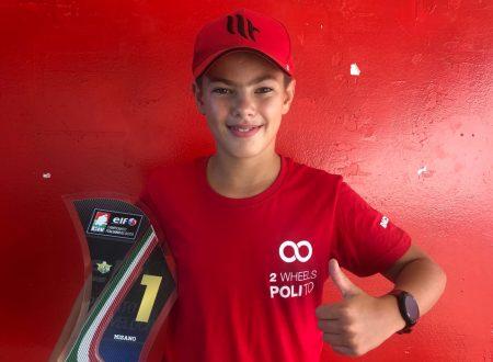 """Alberto Ferrández: """"Voglio vincere sia il CIV che la European Talent Cup"""""""