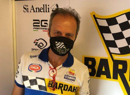 """Fabio Evangelista: """"Pronti per la gara doppia. Locatelli? Eccezionale"""""""