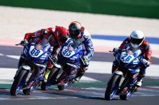 Giacomo Donadio Yamaha R3 Cup